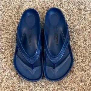 Birkenstock's rubber sandals